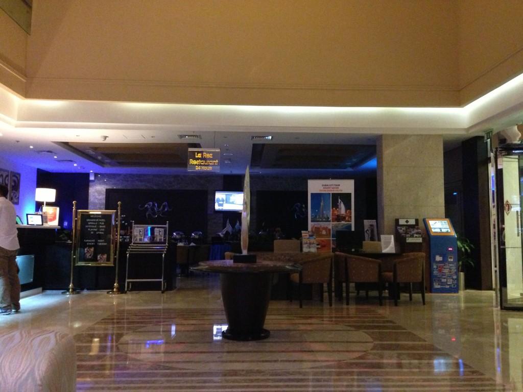 Grandeur Hotel, Dubai
