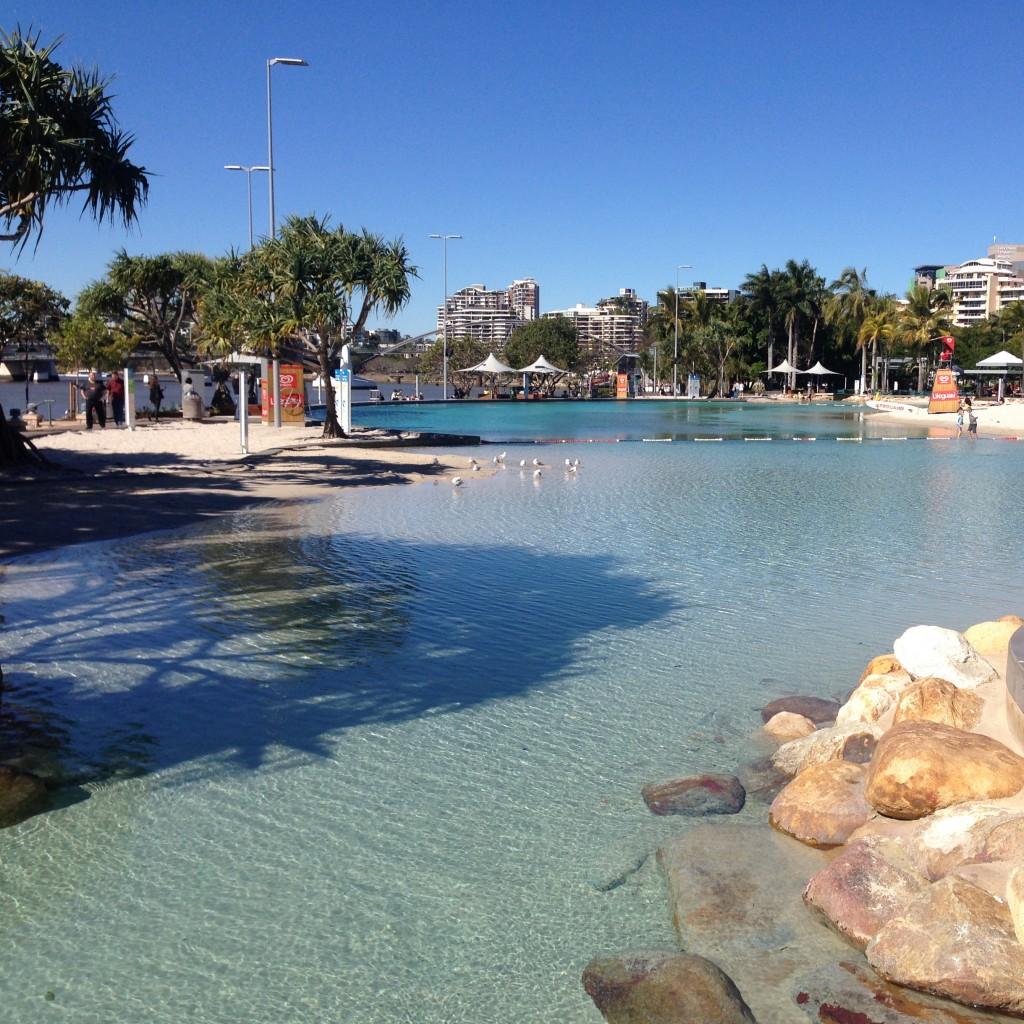 Australien, Pool