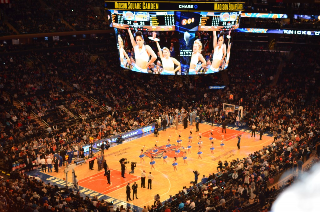 NBA, Madison Square Garden