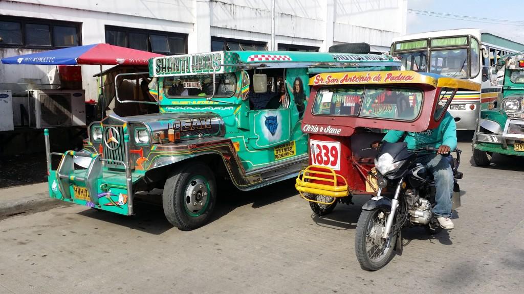 philippines - jeepney und co