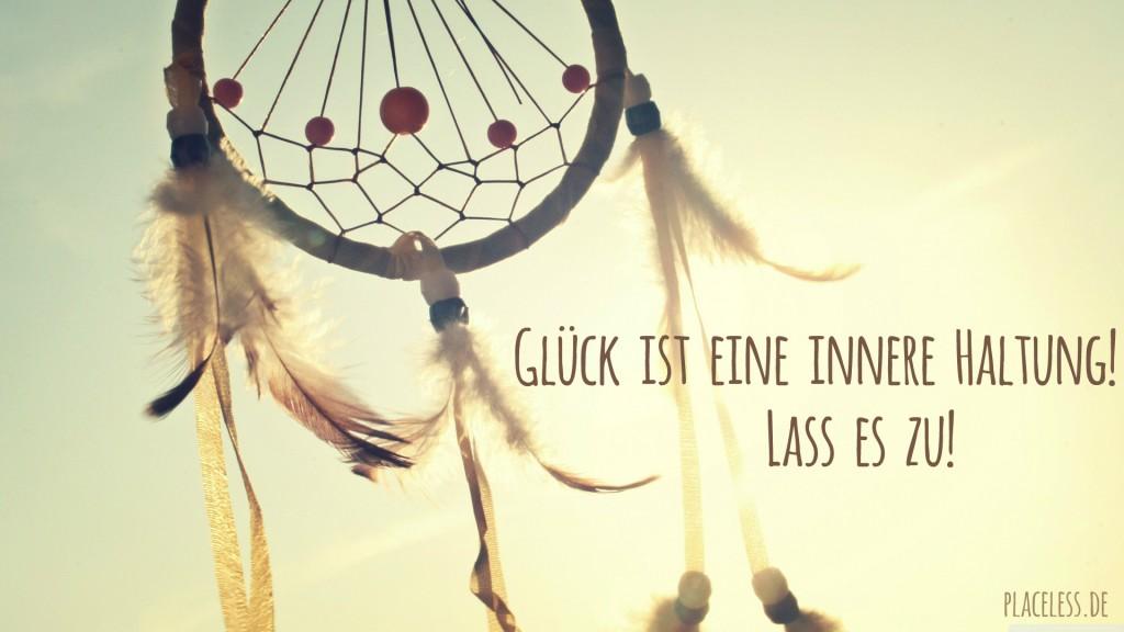 Glück placeless