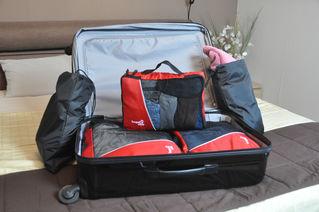 So organisierst du dein Reisegepäck optimal