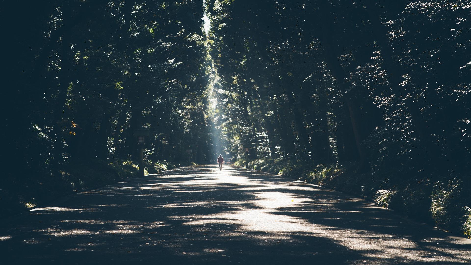 Zwischen Einsamkeit und Glück. Alleine in der großen, weiten Welt