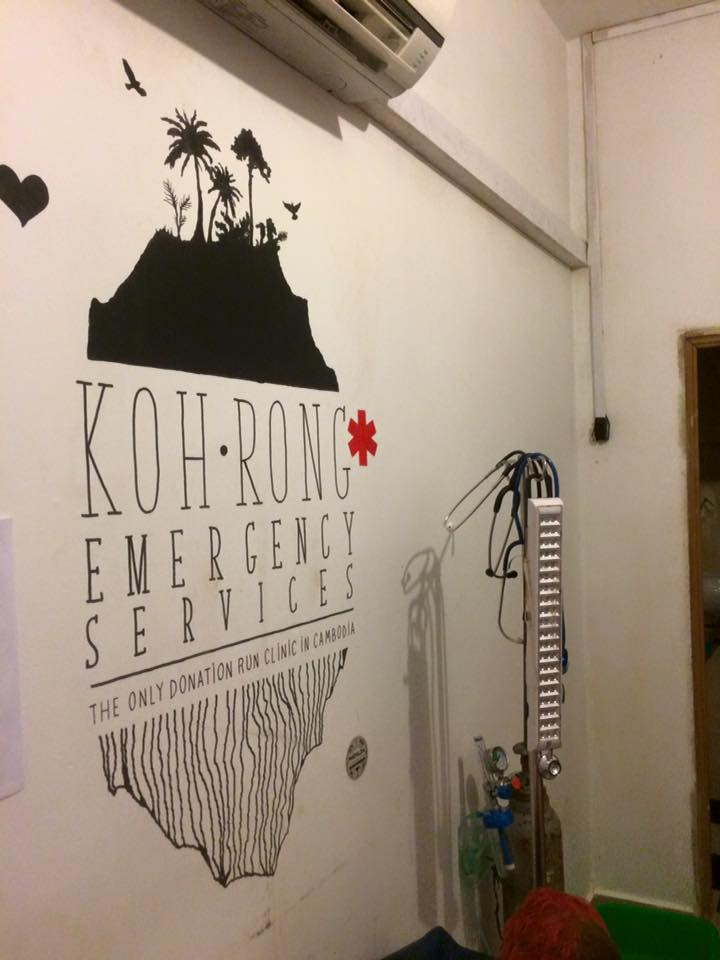 Medizinische Versorgung Koh Rong