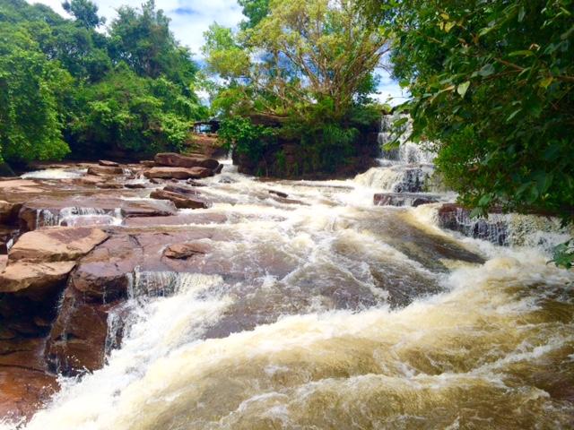 Kbal Chhay Wasserfall Sihanoukville