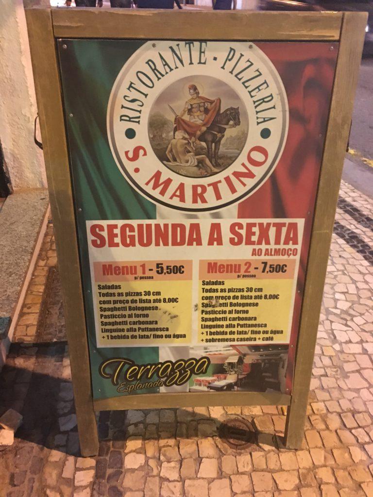 Günstig Essen Porto