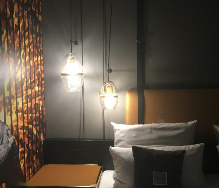 Niu Cobbles Hotel Essen- Design im Ruhrgebiet